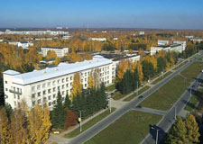 Novosibirsk  Tour to Akademgorodok