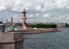 St. Petersburg  City tour w/transport