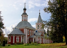 Golden Ring: Sergiev Posad 1 day