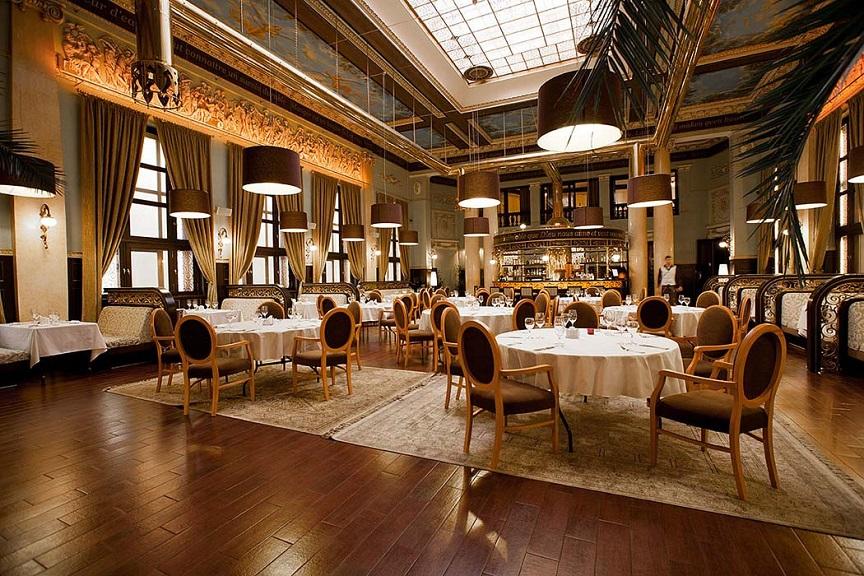 Majestic Hotel St Petersburg