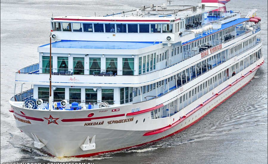 Three cruise ships have been renovated for the new navigation season