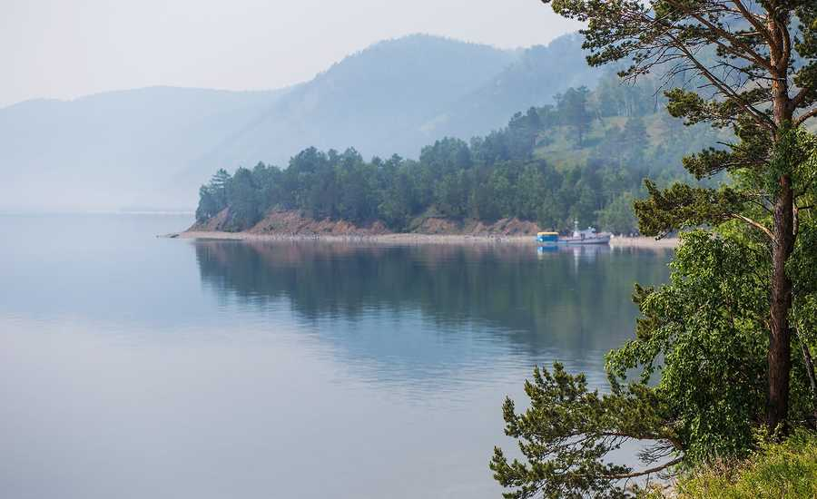 The Lake Baikal Cruise