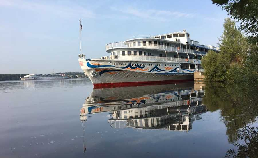 "The new Ethno-park ""Hvoiniy Bor"" to open for passengers of River Cruises in May 2019"