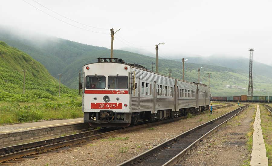 """The clean railways"" initiative in Vladivostok region"