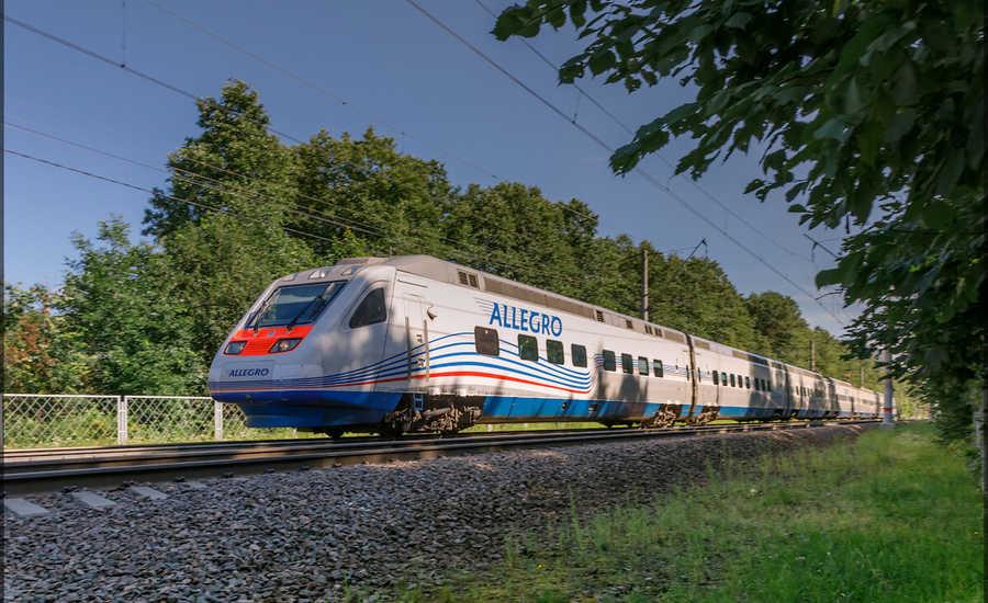 Allegro Train Travel