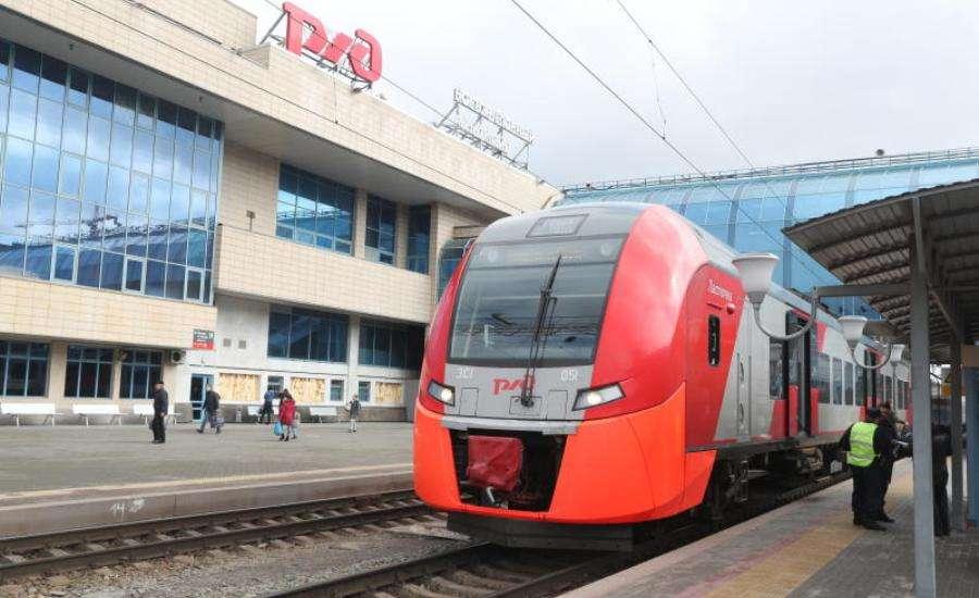 Lastochka train will connect Rostov, Anapa and Novorossiysk