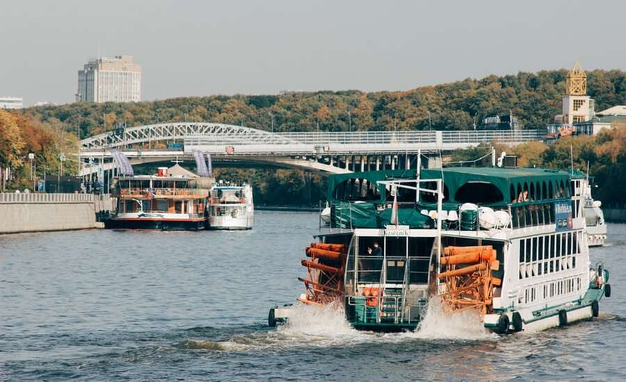 The River Cruises might appear in the Yugra region along the Ob-Irtysh water system