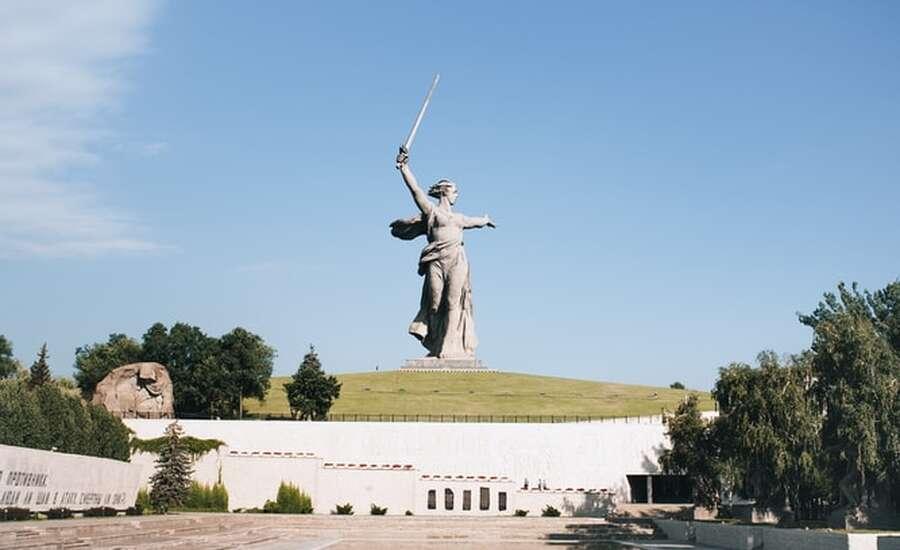Mamayev Kurgan — the heart of Volgograd