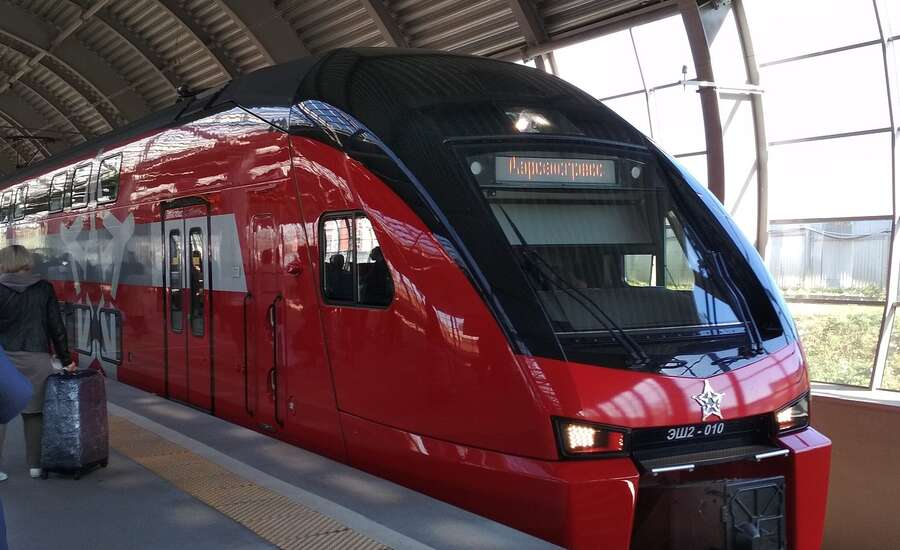 Russian Railways are willing to implement Aeroexpress project in St. Petersburg