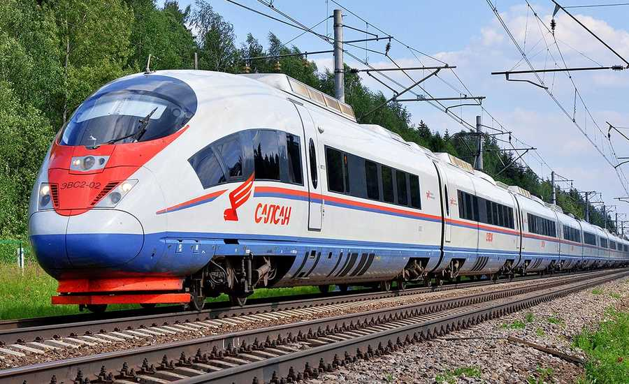 High-speed trains in Russia