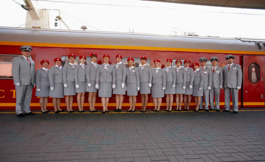 The Ultimate List of Russia's Most Popular Trains