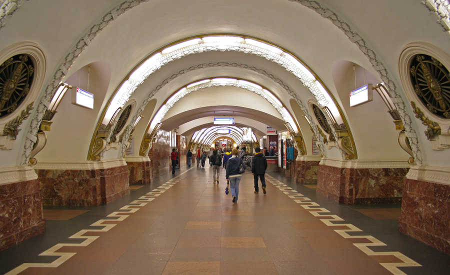 4 Family Friendly Things To Do In Moskovsky Train Station - Vosstaniya Station