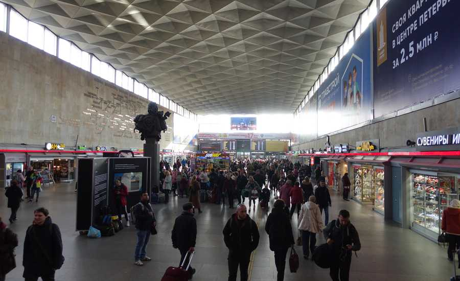 4 Family Friendly Things To Do In Moskovsky Train Station