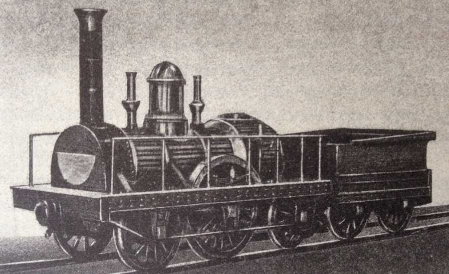 The First Russian Railway - Provorny