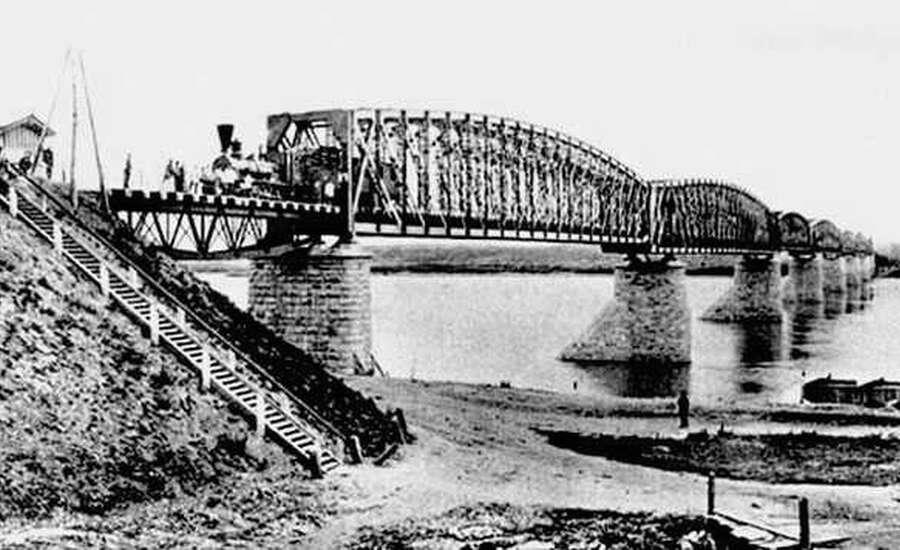 Amur Bridge