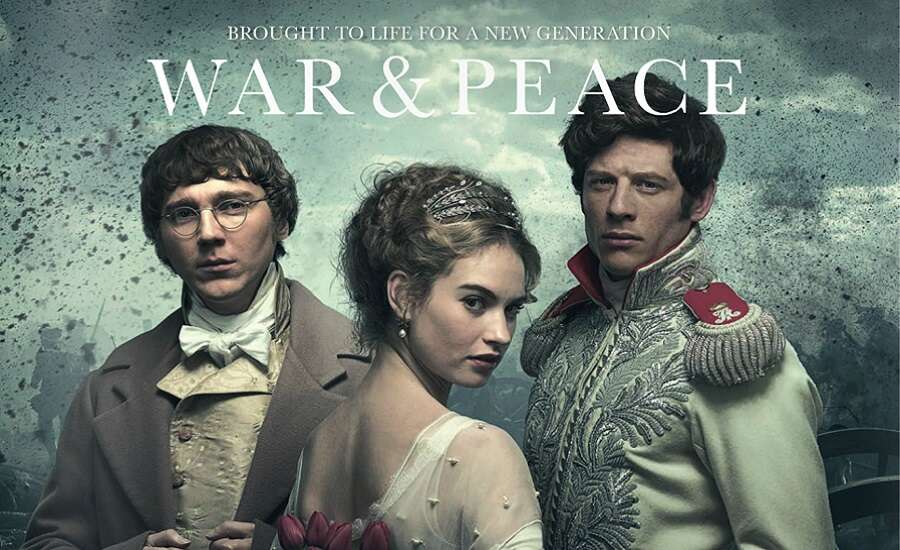Russian Train Journey, War and Peace