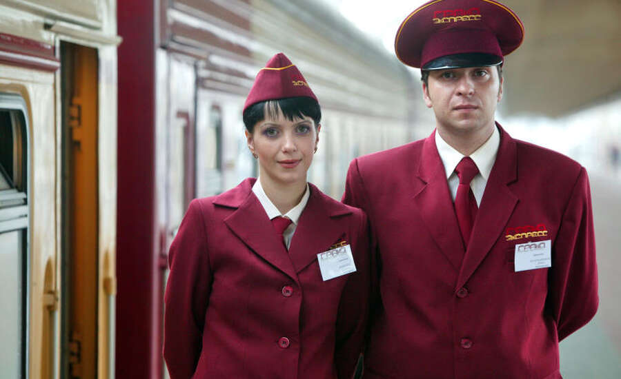 Red Arrow vs The Grand Express Train - Conductors