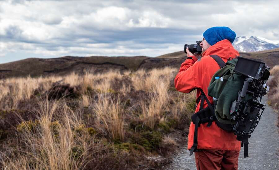 What to pack for a transsiberian trip - Camera