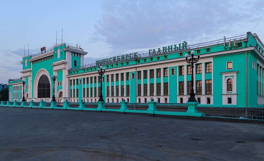 Five facts about the Trans-Siberian Railway