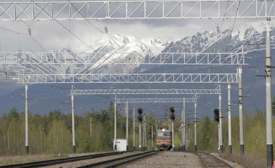 Siberian railways