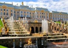 Major City Highlights & Peterhof