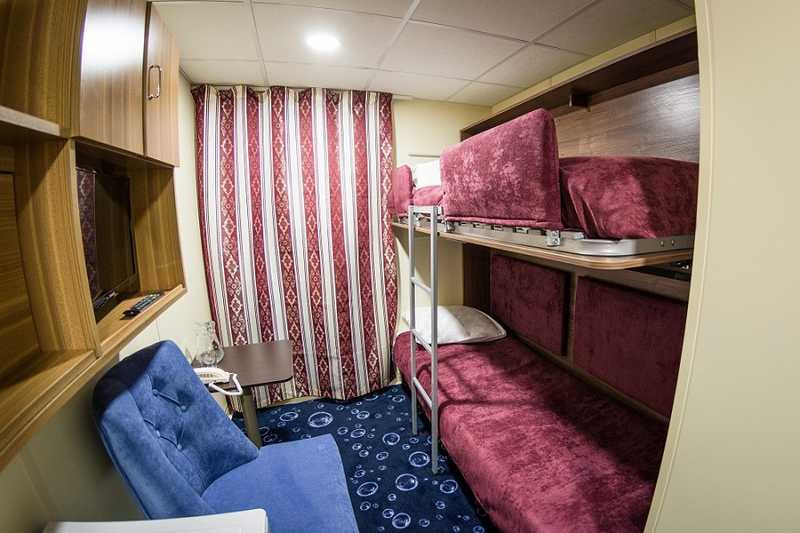 Singlу cabin with balcony on boat deck, MS Crucelake
