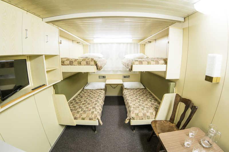 Quad Cabin on MS Moonlight Sonata