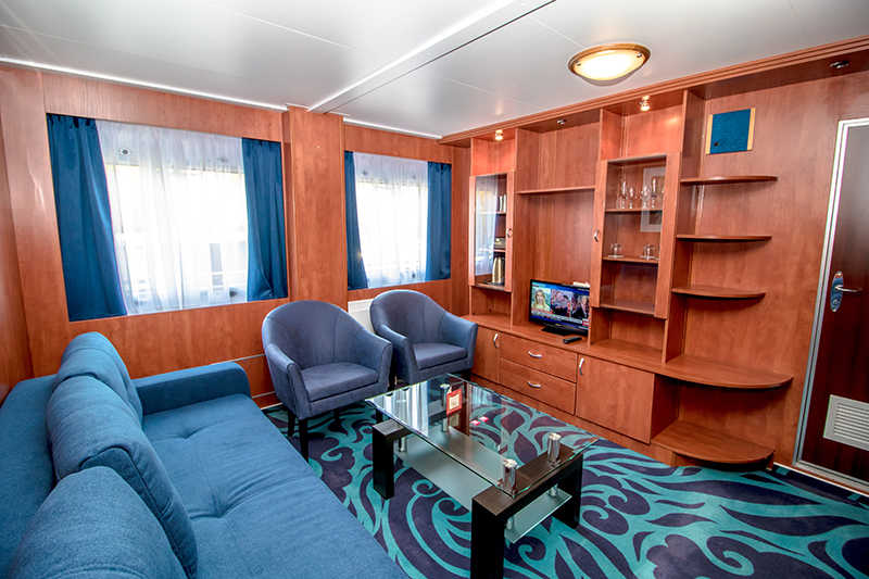 Suite on MS Kronshtadt