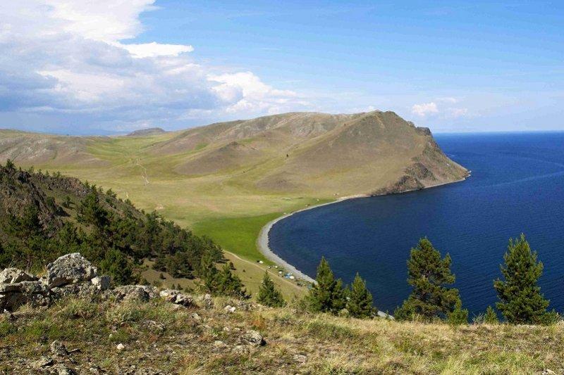 Trans-Sib through Russia - Mongolia - China