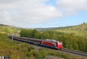 Vostok train