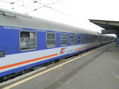 Polonez train