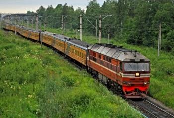 Baltiya train