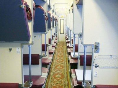 Ukraina train