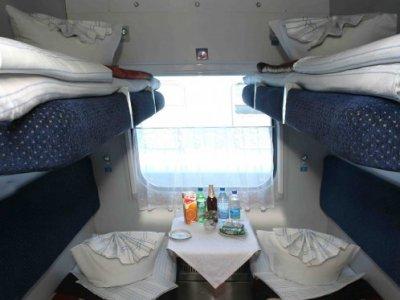 Belarus train