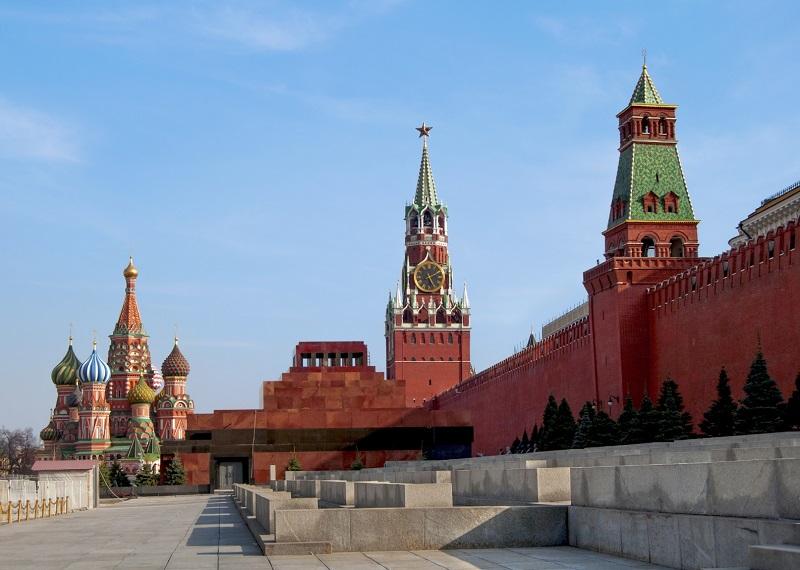 Week-end à Moscou, 3 jours et 2 nuits